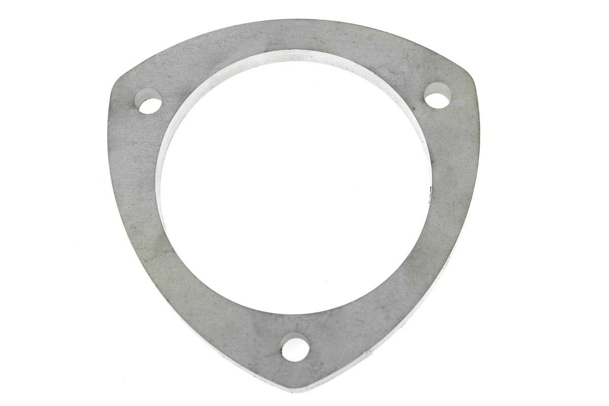 Flansza łącznik układu wydechowego 89mm 3 śruby - GRUBYGARAGE - Sklep Tuningowy